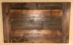 Reclaimed Wood Table Top 30x48 Urban Rustic Bar Restaurant Farmhouse Shabby Chic