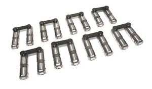 Comp Cams 853 16 Sbc Retro Fit Hydraulic Roller Lifters Chevy V8 Set Of 16