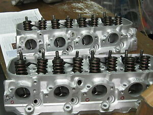 3919842 Cylinder Heads Many Aluminum 427 396 Yenko Also Other Dates 260 4176566
