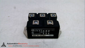 Ixys Vuo62 16n07 Standard Rectifier Module Threshold Voltage 0 78v 237808