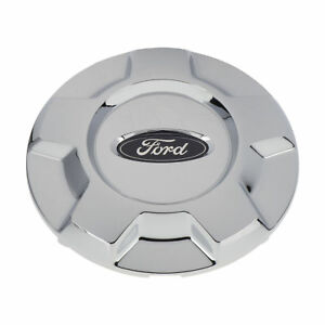 Oem New Wheel Hub Center Cap 17x7 5 Painted Aluminum Chrome 09 14 Ford F 150