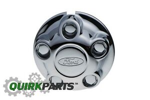 Ford Ranger Explorer Sport Trac Chrome Wheel Hub Cover Center Cap Oem New