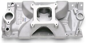 Edelbrock 2975 Victor Jr Intake Manifold Small Block Chevy