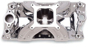 Edelbrock 29254 Super Victor Series Intake Manifold Small Block Chevy