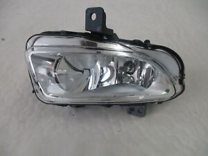 Oem 2016 Fiat 500x Left Lh Driver Side Fog Light Lamp 89209651