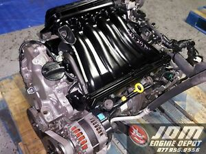 07 12 Nissan Sentra 2 0l Twin Cam 4cyl 16 Valve Engine Jdm Mr20de Free Shipping