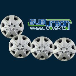 2003 2004 Honda Accord Style 414 15s 15 Hubcaps Wheel Covers New Set 4