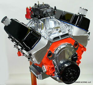 632ci Big Block Chevy Pro Street Engine 800hp Built To Order Dyno Tuned