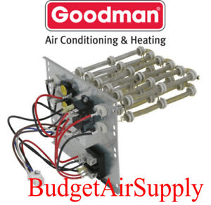 Goodman amana Hksc10xc 10kw 34 100 Btu Heat Strip Smart Frame with Breaker