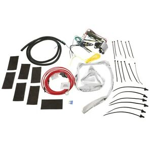 Ford Edge Flex Escape Mkx 4 Pin Trailer Hitch Wiring Harness Tow Kit Oem New