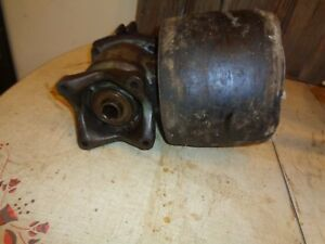 Ferguson To Tractor Ford 8n 9n 2n 600 Tractor Pto Flat Belt Pulley 3