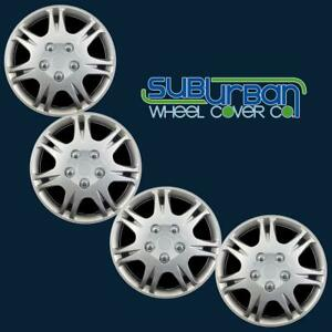 Set Of 4 Mitsubishi Galant Style Replacement 15 Hubcaps Wheel Covers B8813 15s