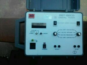 Megger Avo Solid State Timing Set Sst9203
