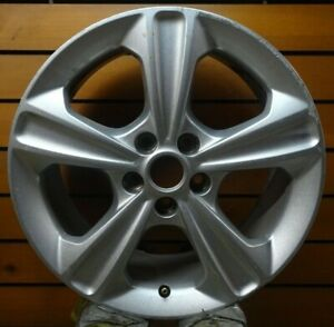 Ford Escape 2013 2014 2015 17 Inch Factory Oem Wheel Rim Silver 3943 Used