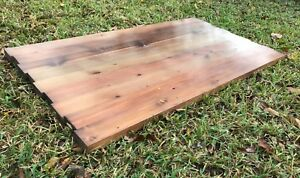 Rustic Reclaimed Wood Table Bar Restaurant Farmhouse Urban Rustic Shabby Chic