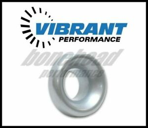 Vibrant 10953 Bellmouth Velocity Stack Aluminum 4 Inlet