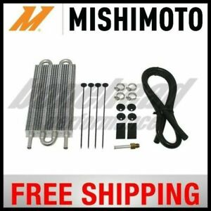 Mishimoto Performance Universal Aluminum Power Steering Cooler