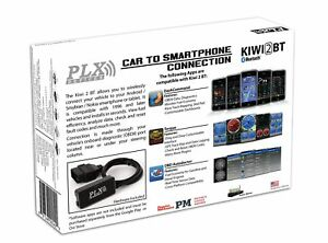 Plx Devices Kiwi 2 Bluetooth Obd Car To Smartphone Wireless Link And Scan Too