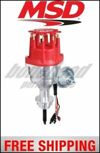 Msd Ignition Distributor Chrysler 383 400 Ready to run