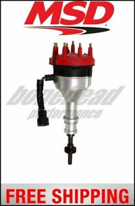 Msd Ignition Distributor Ford 5 0l Mustang No Module 94 95