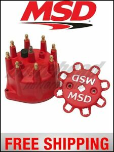 Msd Ignition Distributor Cap Msd Style For Pn 8570 Pn 8545 Pn 8546