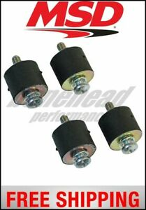 Msd Ignition Vibration Mounts Msd 7 Series