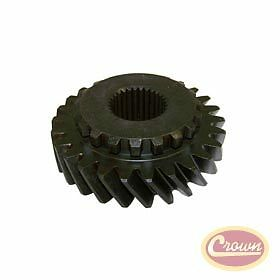 Jeep Cj 80 86 With The Dana 300 Transfer Case Input Shaft Gear