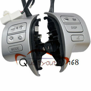 Bluetooth Steering Wheel Audio Control Switch 84250 02200 For Toyota Corolla
