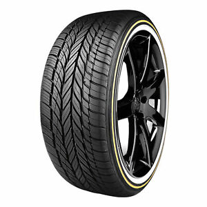Vogue Tyre Custom Built Radial Viii P235 55r17 99h Gw quantity Of 4