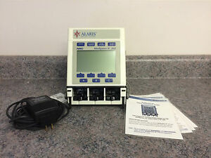 Alaris Ivac Medsystem Iii 2865b W One Year Warranty And Pm d