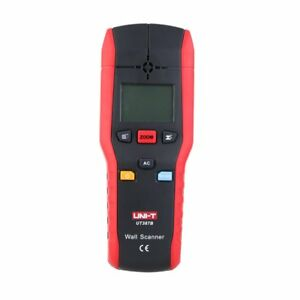 Uni t Ut387b Multifunctional Wall Detector Metal Wood Ac Cable Finder Scanner