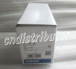 New In Box Omron Digital Daily Time Switch H5f kb 1 year Warranty
