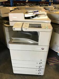 Canon Imagerunner Advance C5035 Color Laser Digital Network Copy print scan fax