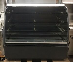 Encore Self service Non refrigerated Merchandiser Food Display Case Hv56ss