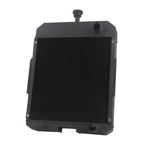 Tractor Radiator For 396352r91 New Case Ih 666 686 706 756 2706 2756 65427c1