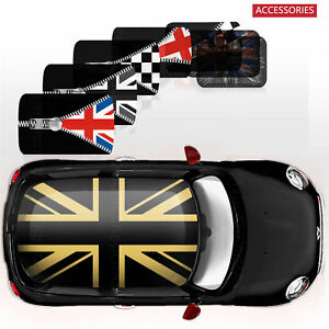 For Mini Cooper Classic Whole Roof Graphics Decor Stickers Decal