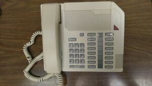 Refurbished Nortel Meridian 2616 Nt Phone ash Color free Shipping
