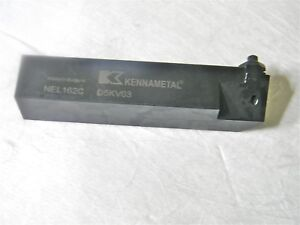 Kennametal Internal External Threading Toolholder Lh 1 Shank Dia 1097232