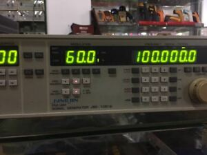 1pcs Used Fm am Signal Generator Jung Jin Jsg 1051b In Good Condition