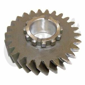 Jeep With The Dana 20 Transfer Case Output Shaft Gear See Desc
