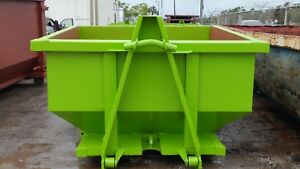 Hook lift 20 Yd Roll Off Containers dumpsters W t Reinforced Gates