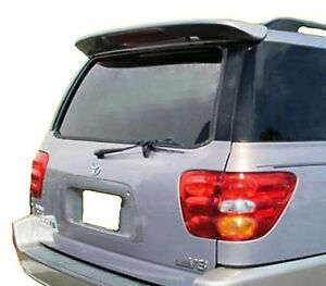 Toyota Sequoia Factory Style Unpainted Rear Wing Spoiler 2001 2007