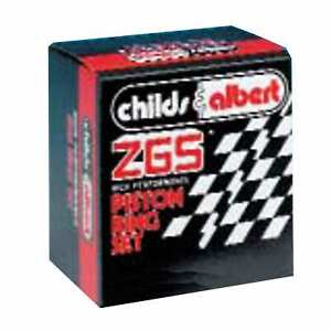 Childs Albert Rs 40zx4 285 Piston Ring Ring Set 4 285 Duramoly Tf