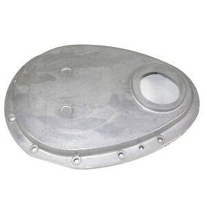 Racing Power rpc R6040raw Engine Timing Cover Raw Aluminum Sbc Timing Chain Co