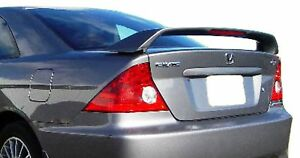 Painted 2001 2002 2003 2004 2005 Honda Civic 2 Door Spoiler Factory Style