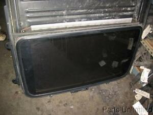 88 90 Acura Legend Oem Sunroof Sun Roof Window Glass Top 4 Door