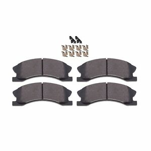 1999 2004 Jeep Grand Cherokee Front Disc Brake Pad Kit Oem New Mopar