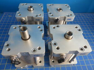 Bimba Fs 1254 Pneumatic Cylinder Lot Of 4