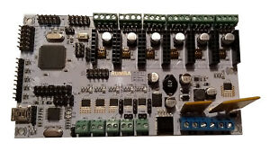 3d Printer Rumba Controller Board Available With A4988 Tmc2100 Reprap