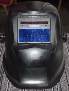 Lincoln Electric Viking 1740 Series Adf Auto Darkening Welding Helmet 10ch